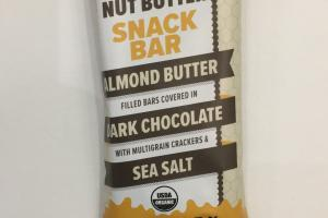 Organic Cracker N' Nut Butter Snack Bar
