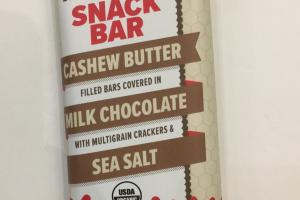 Organic Snack Bar