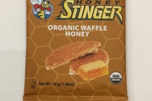 Organic Waffle Honey