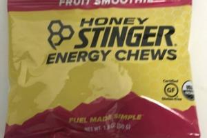 FRUIT SMOOTHIE ENERGY CHEWS
