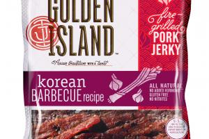 KOREAN BARBECUE RECIPE FIRE GRILLED PORK JERKY