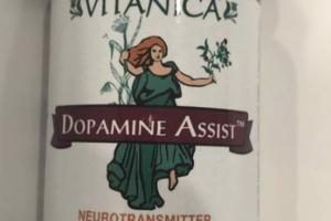 DOPAMINE ASSIST NEUROTRANSMITTER MOOD SUPPORT DIETARY SUPPLEMENT VEGETARIAN CAPSULES
