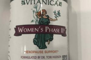 MENOPAUSE SUPPORT DIETARY  SUPPLEMENT VEGETARIAN CAPSULES