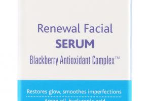 RENEWAL FACIAL SERUM, BLACKBERRY