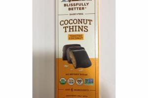 TOASTED COCONUT DAIRY-FREE COCONUT THINS