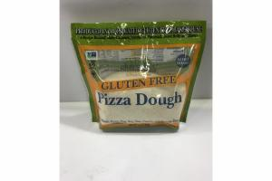 GLUTEN FREE PIZZA DOUGH