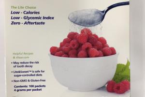 Zero Carbohydrate Sweetener