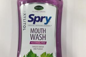 Xylitol Anti-plaque Mouth Wash