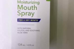 MOISTURIZING MOUTH SPRAY
