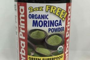 ORGANIC MORINGA POWDER PREMIUM DIETARY SUPPLEMENT