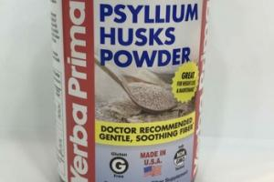PSYLLIUM HUSKS PREMIUM DIETARY FIBER SUPPLEMENT POWDER