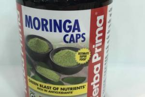 MARINGA CAPS 400MG PREMIUM DIETARY SUPPLEMENT VEG CAPS