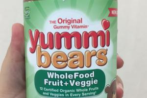 Whole Food Dietary Supplement
