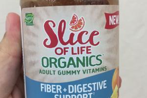 Organics Adult Gummy Vitamins Dietary Supplement