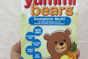 Yummi Bears Dietary Supplement