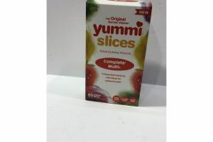 COMPLETE MULTI+ YUMMI SLICES ADULT GUMMY VITAMIN DIETARY SUPPLEMENT