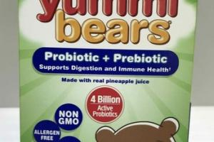 THE ORIGINAL GUMMY VITAMIN PROBIOTIC + PREBIOTIC DIETARY SUPPLEMENT