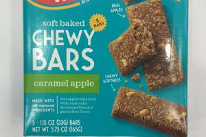 Soft Baked Chewy Bars