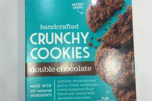 Handcrafted Crunchy Cookies