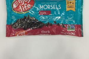 Morsels, 100% Real Chocolate
