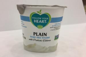 Plain Dairy-free Yogurt