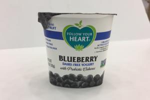 Dairy-free Yogurt