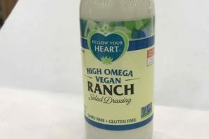 HIGH OMEGA VEGAN RANCH SALAD DRESSING