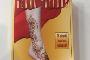 Henna Tattoos Kit