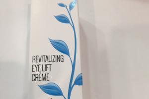 Revitalizing Eye Lift Creme
