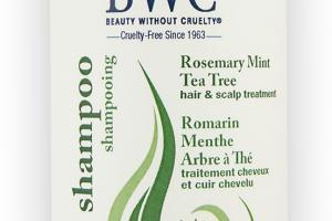 PREMIUM AROMATHERAPY HAIR & SCALP TREATMENT SHAMPOO, ROSEMARY MINT TEA TREE