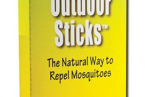 REPEL MOSQUITOES STICKS