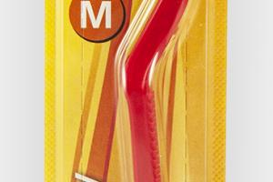 NATURAL BRISTLE MEDIUM TOOTHBRUSH