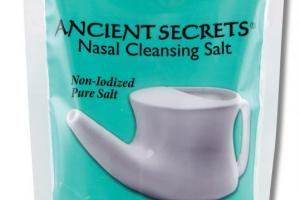 NASAL CLEANSING SALT