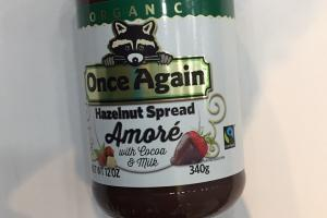 Hazelnut Spread Amore With Cocoa & Milk