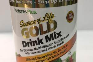 Gold Drink Mix
