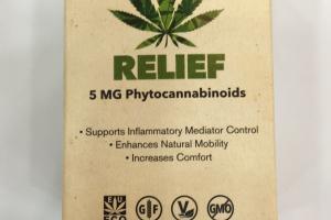 Relief Phytocannabinoids Dietary Supplement