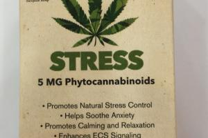 Stress Phytocannabinoids Dietary Supplement