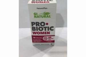 PROBIOTIC WOMEN DIETARY SUPPLEMENT CAPSULES
