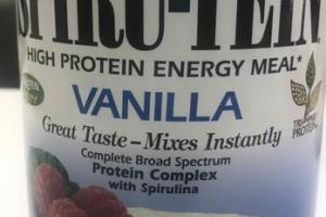 VANILLA COMPLETE BROAD SPECTRUM HIGH PROTEIN ENERGY MEAL