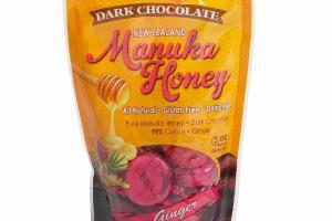 GINGER DARK CHOCOLATE MANUKA HONEY