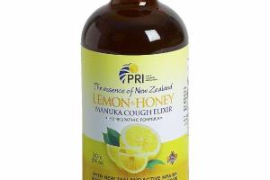 LEMON & HONEY MANUKA COUGH ELIXIR