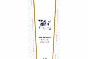 WASABI & GINGER DRESSING