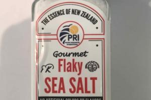 GOURMET FLAKY SEA SALT