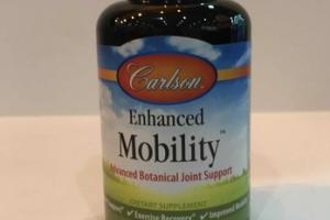 ENHANCED MOBILITY ADVANCED BOTANICAL JOINT SUPPORT DIETARY SUPPLEMENT