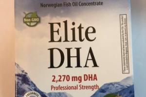 NATURAL ORANGE PROFESSIONAL STRENGTH ELITE DHA 2,270 MG DIETARY SUPPLEMENT