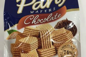 Chocolate Party Wafers