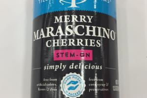 Merry Maraschino Cherries