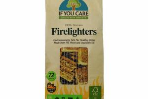 100% BIOMASS FIRELIGHTERS