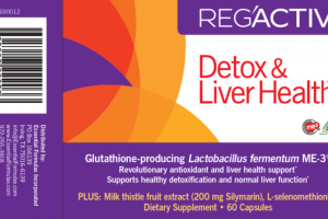 DETOX & LIVER HEALTH DIETARY SUPPLEMENT CAPSULES