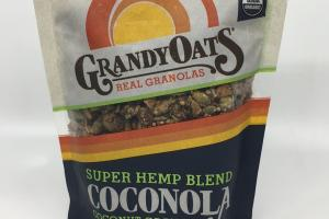 Super Hemp Blend Coconola Coconut Granola